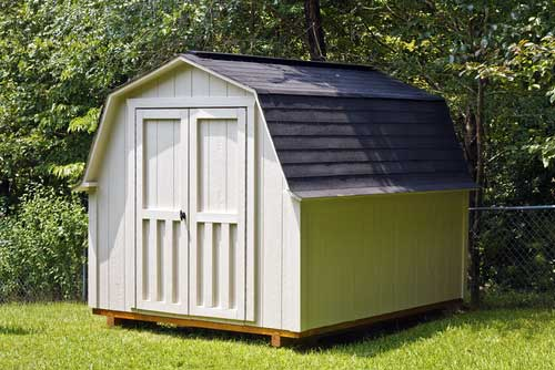 Utility-shed